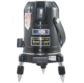 多功能自动安平激光标线仪 SL-222KP